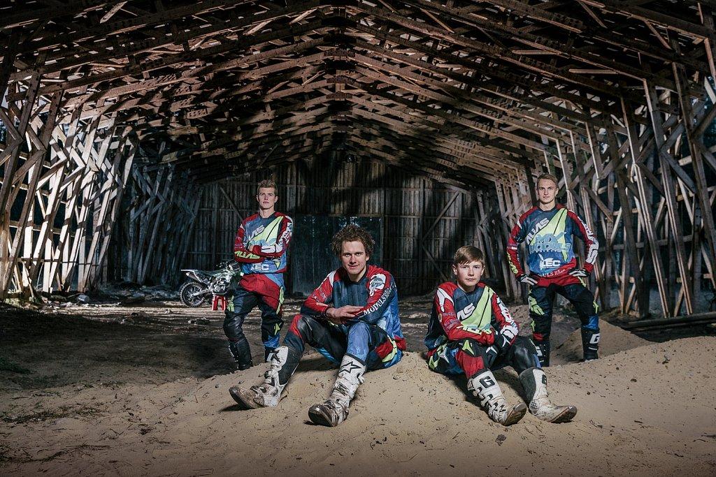 MX Moduls motocross team