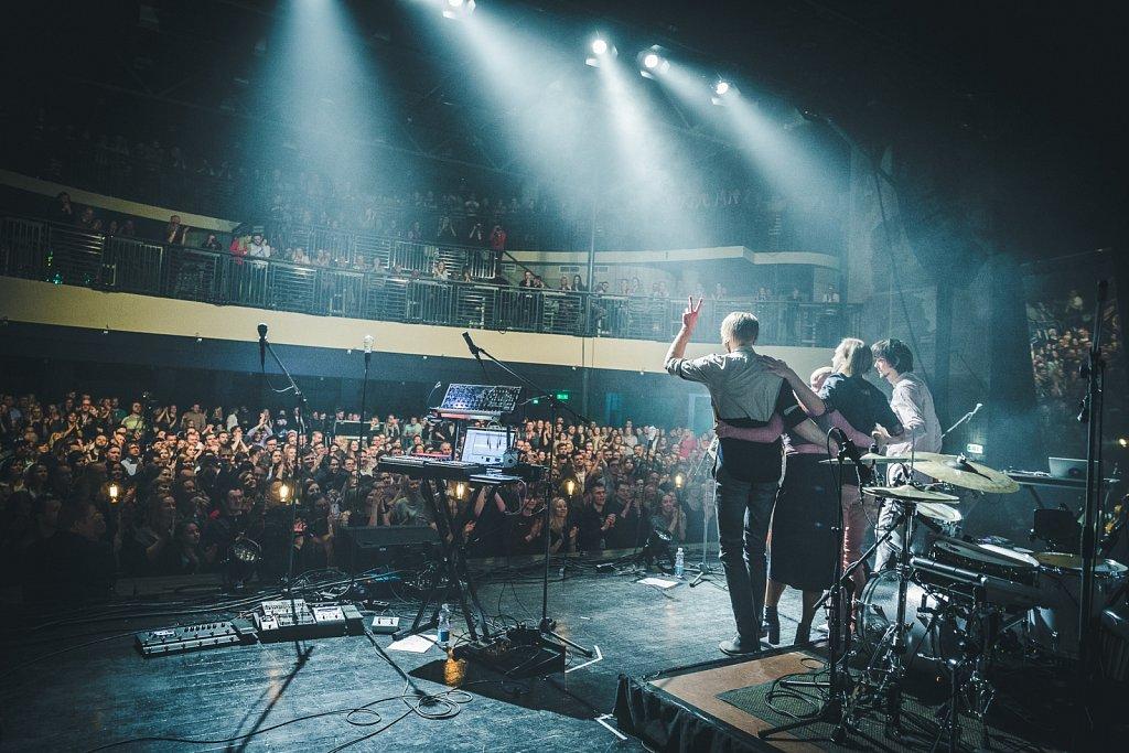 Astro'n'out - 'Urda' live in Palladium Riga